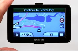 How to Change the Route on a Garmin Nuvi